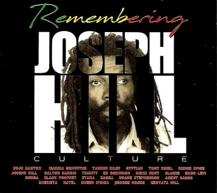 Various - Remembering Joseph Hill (Penthouse / VPal) 2xCD